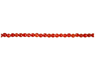Carnelian-Semi-Precious-Faceted----Ro...