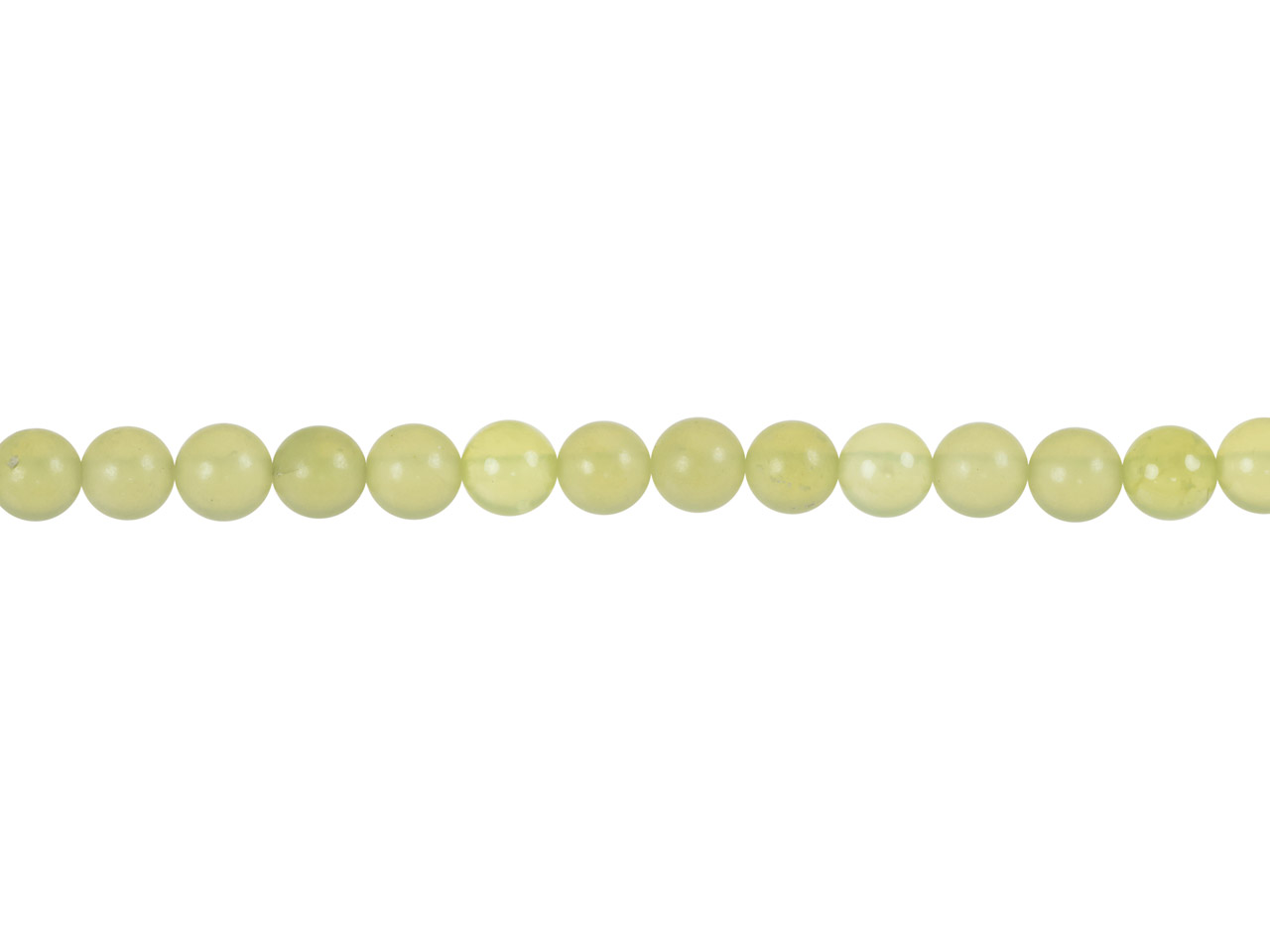 Soo Chow Jade Round Beads, 4mm,    15.5