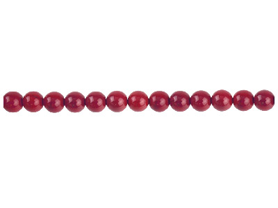 Red Jasper Semi Precious Round Beads 8mm 1640cm Strand