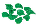 Polymer-Clay-Leaf-Beads,-Jade------Gr...