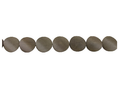 Greywood Round Twisted Beads 30mm 1640cm Strand