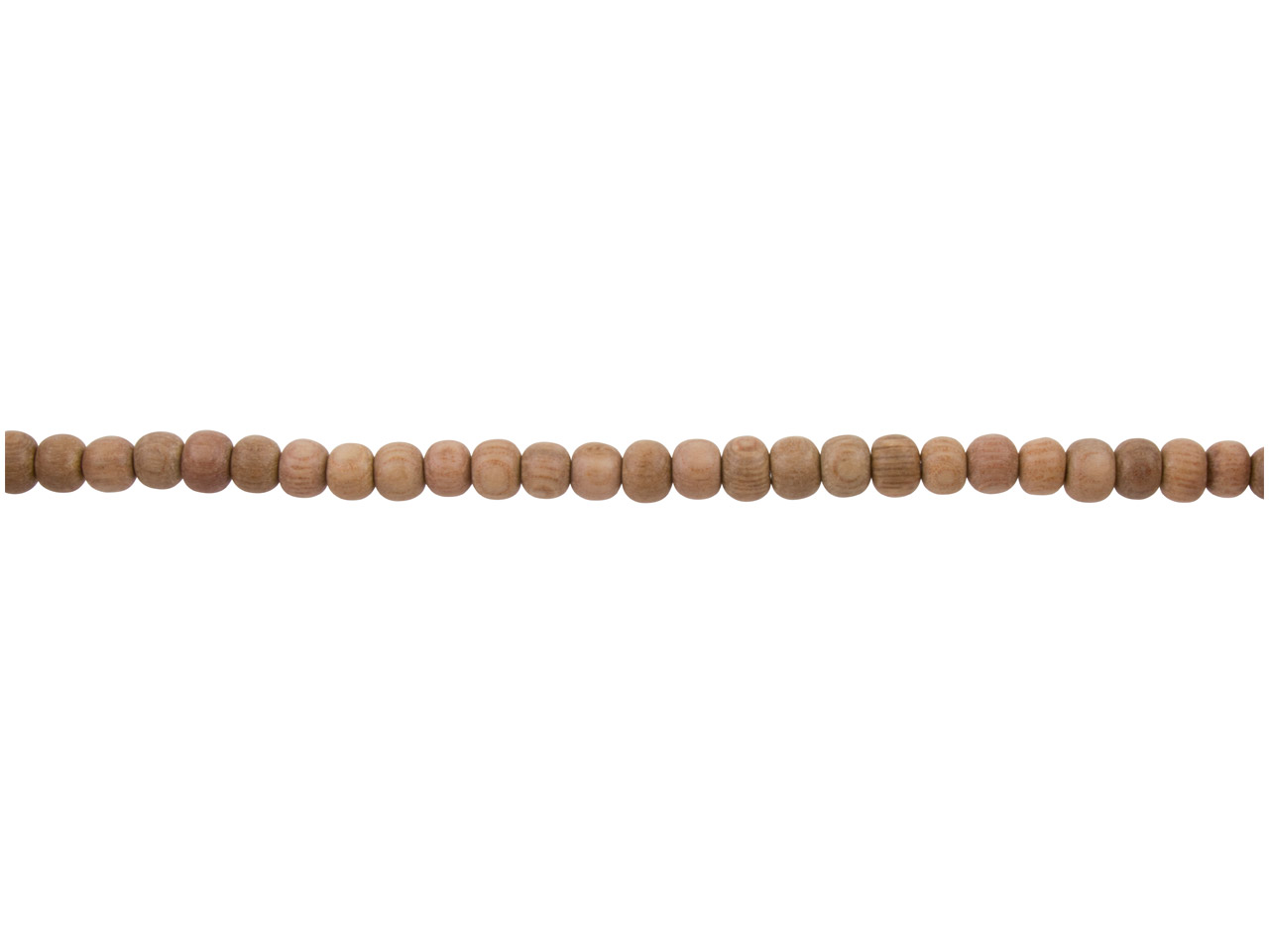 Rosewood Round Beads 4mm 16