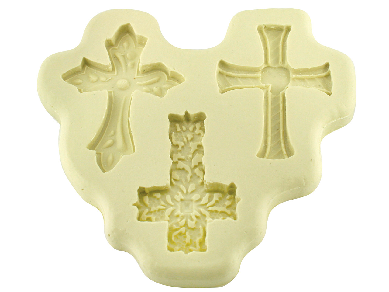 Mould 3 Cross Designs