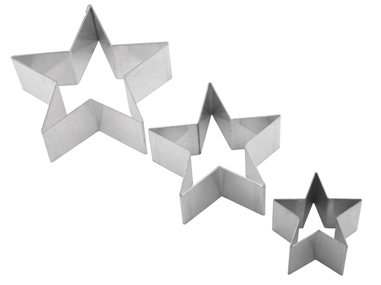 Cutter Star Pack of 3
