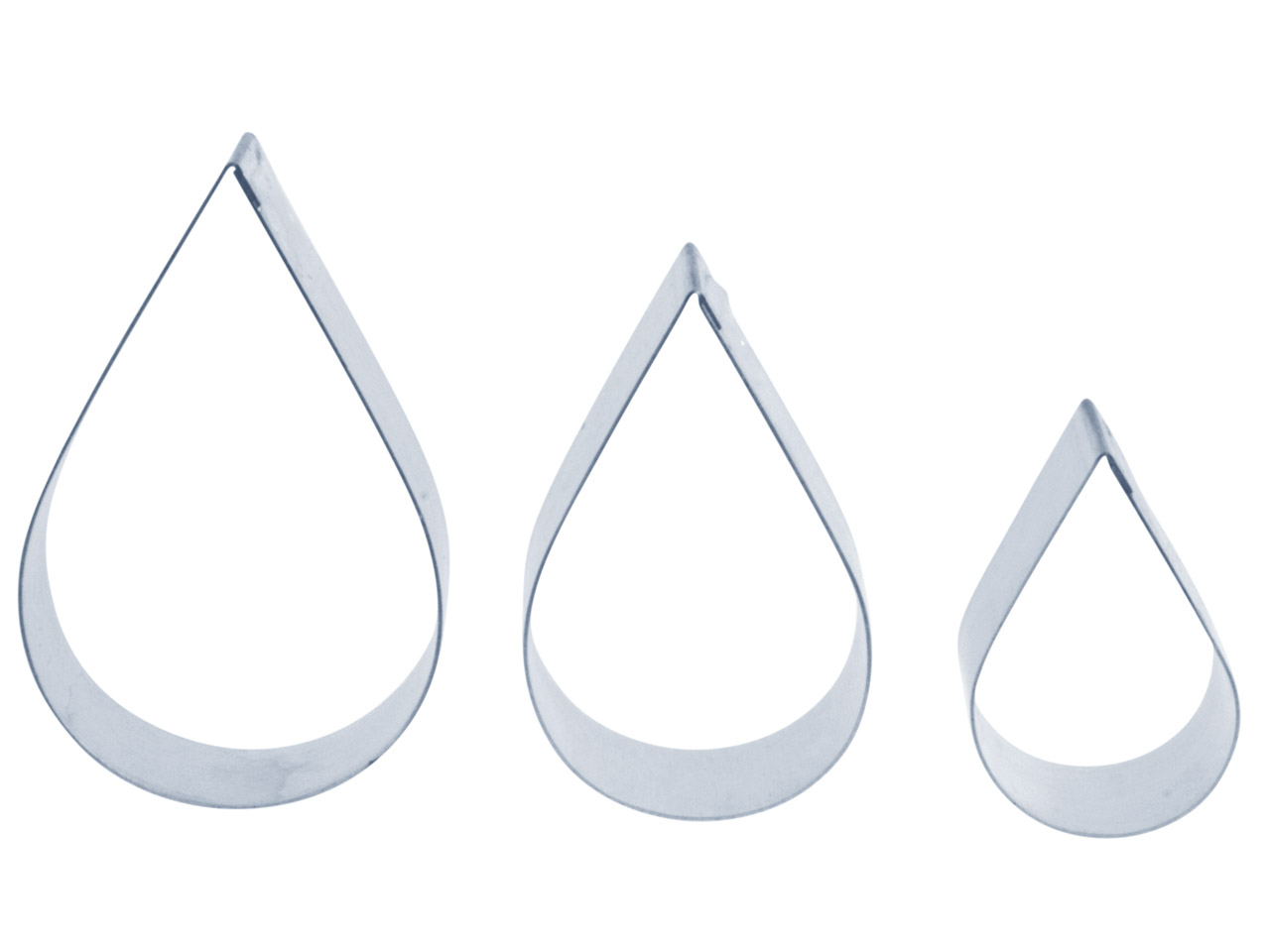 Cutter Tear Drop Pack of 3