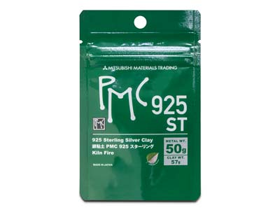 Precious Metal Clay - 50g Pmc Sterling