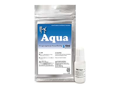 Precious Metal Clay Pmc Aqua 10ml