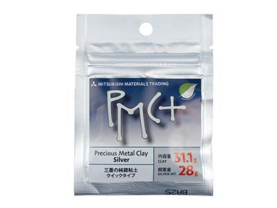 Precious Metal Clay Plus 28gm Pmc