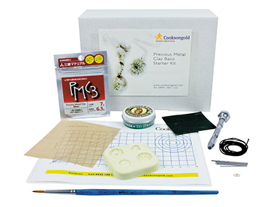 Precious Metal Clay Basic Starter Kit
