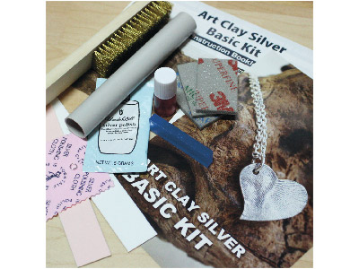 Art Clay Starter Set - Simple Pendant Kit