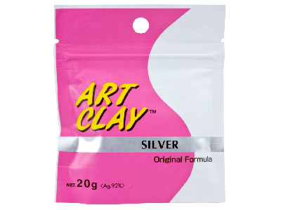 Art Clay Silver Original Formula, 20g
