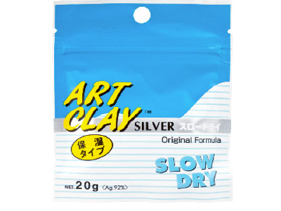 Art Clay Silver Slow Dry Original Formula 20g