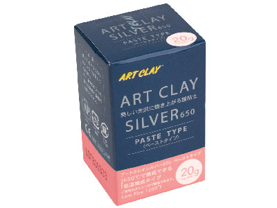 Art Clay Silver 650 Paste 20gm