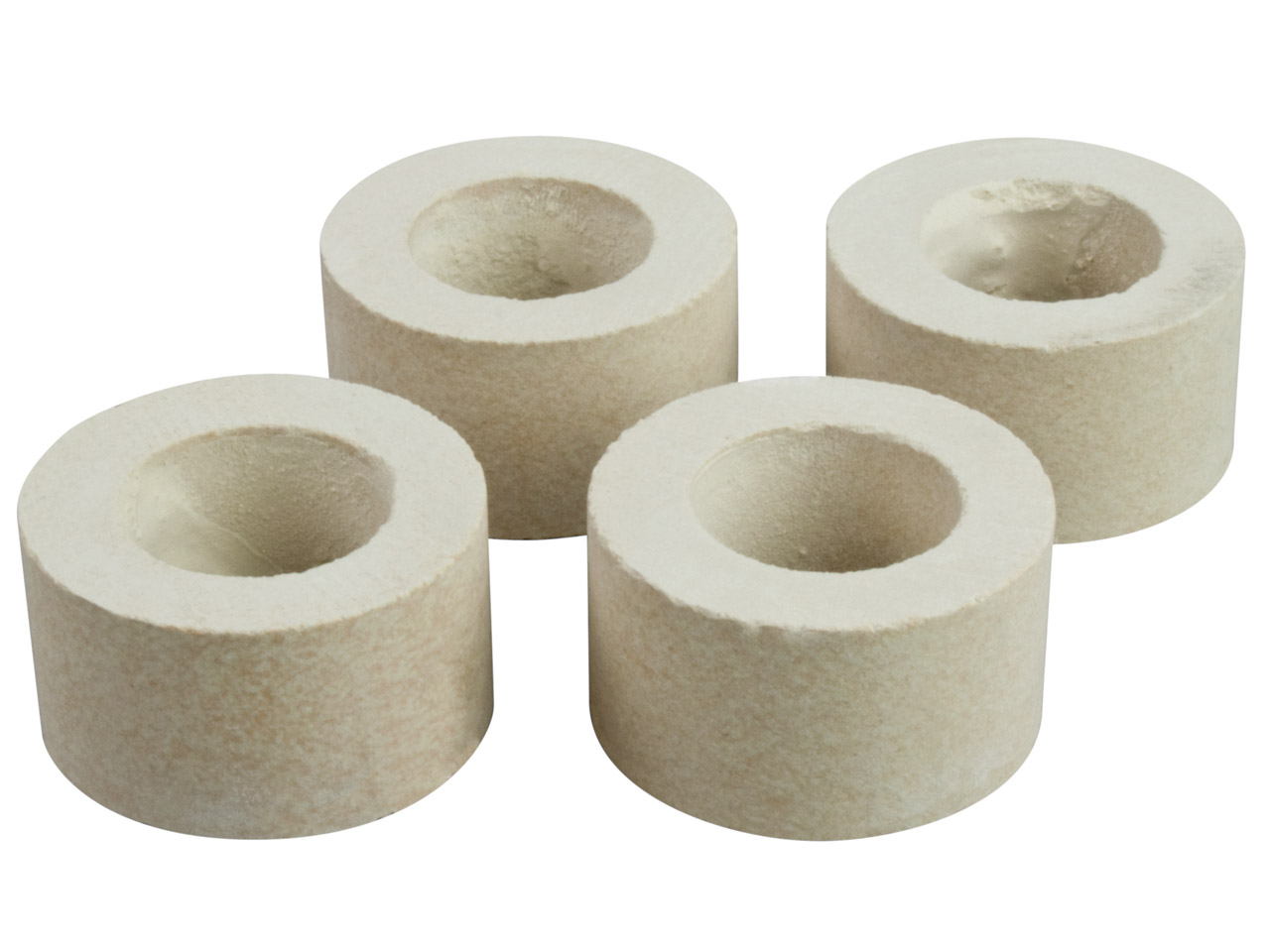 Kiln Ceramic Posts Pack of 4