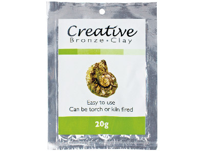Creative Bronze Clay 20g