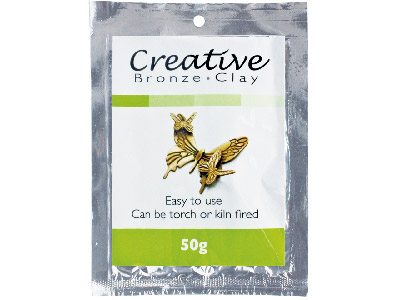 Creative-Bronze-Clay-50g