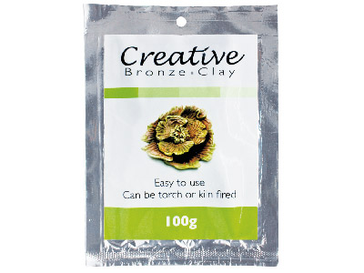 Creative Bronze Clay 100g