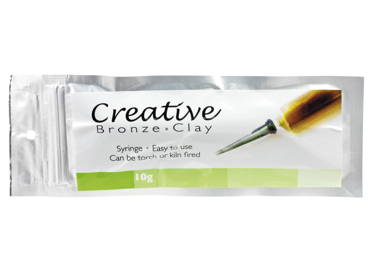 Creative Bronze Clay Syringe 5ml