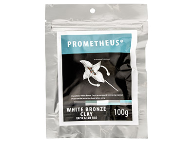 Prometheus-White-Bronze-Clay-100g