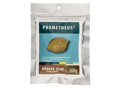Prometheus Bronze Clay 100g