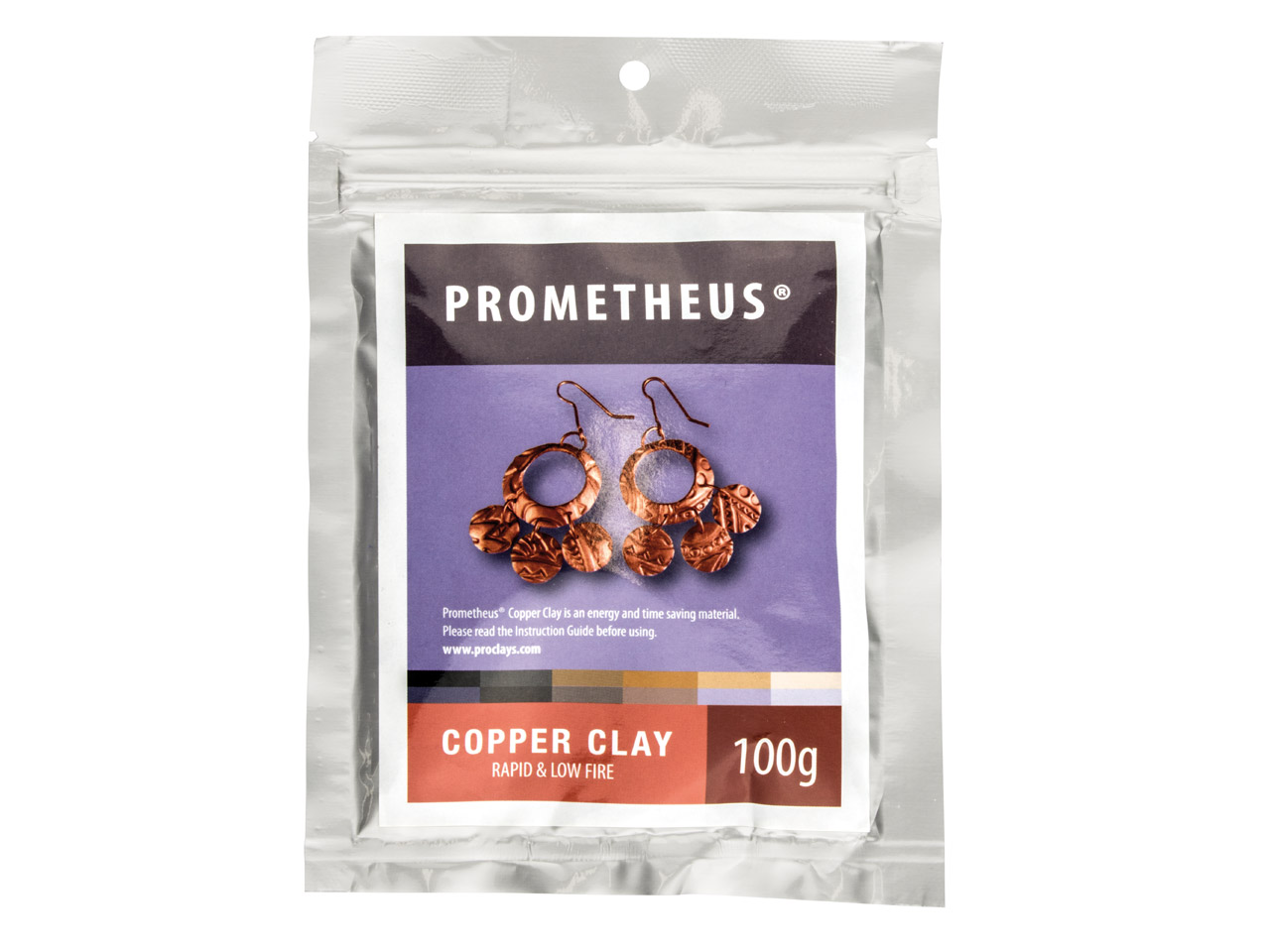 Prometheus Copper Clay 100g