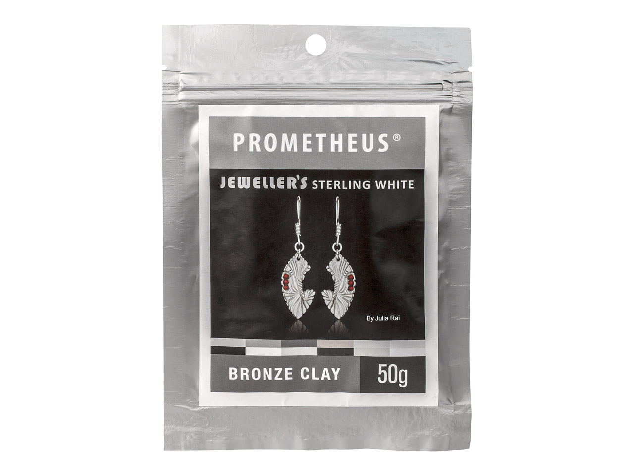 Prometheus Jewellers Sterling White Bronze Clay 50g
