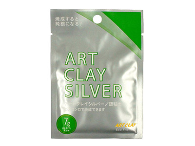 Art Clay Silver, 7gm Silver Clay - New Art Clay Formula