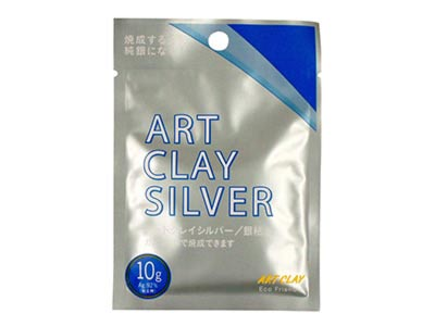 Art Clay Silver 10gm Silver Clay - New Art Clay Formula