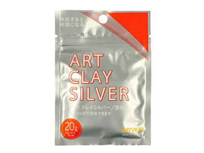 Art Clay Silver, 20gm Silver Clay - New Art Clay Formula