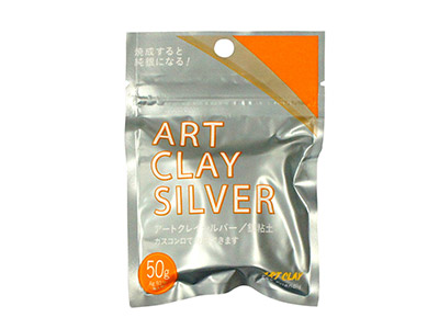 Art Clay Silver 50gm Silver Clay - New Art Clay Formula
