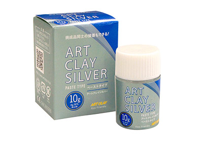 Art Clay Silver 10gm Paste - New Art Clay Formula