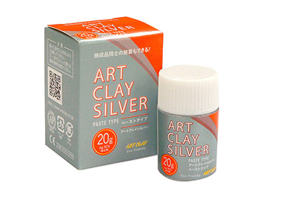 Art Clay Silver 20gm Paste - New Art Clay Formula