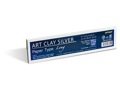 Art Clay Paper Type Long 15g 40 X  200mm