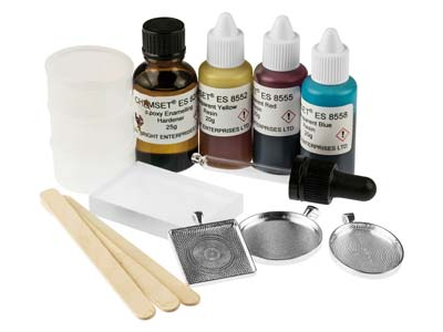 Epoxy Enamel Starter Kit Un 3082