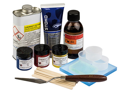 Epoxy Enamel Professional Resin Kit Un3082 And Un2922