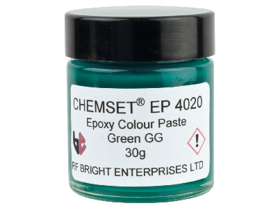 Epoxy Enamel Paste Green Gg 20gm Un 3082