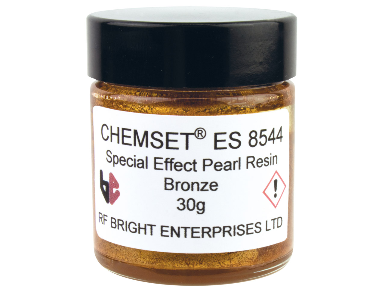 Epoxy Enamel Pearl, Bronze, 30g    Paste Un3082