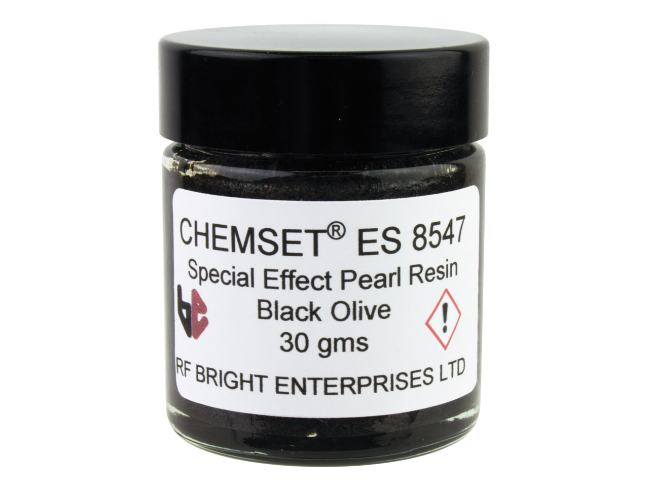 Epoxy Enamel Pearl, Black Olive,   30g Paste