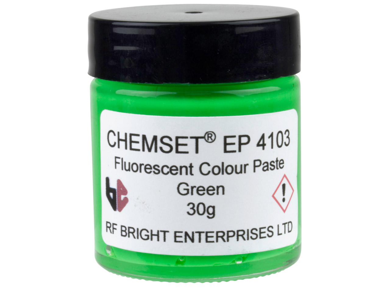 Epoxy Enamel Neon, Green, 30g Paste Un3082