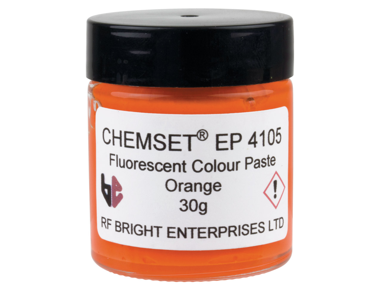 Epoxy Enamel Neon, Orange, 30g     Paste Un3082