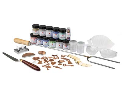 Enamelling Super Starter Kit