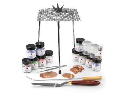 Enamelling Torch Firing Kit