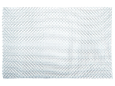 Stainless Steel Mesh Sheet,        Standard Mesh, 190x300mm