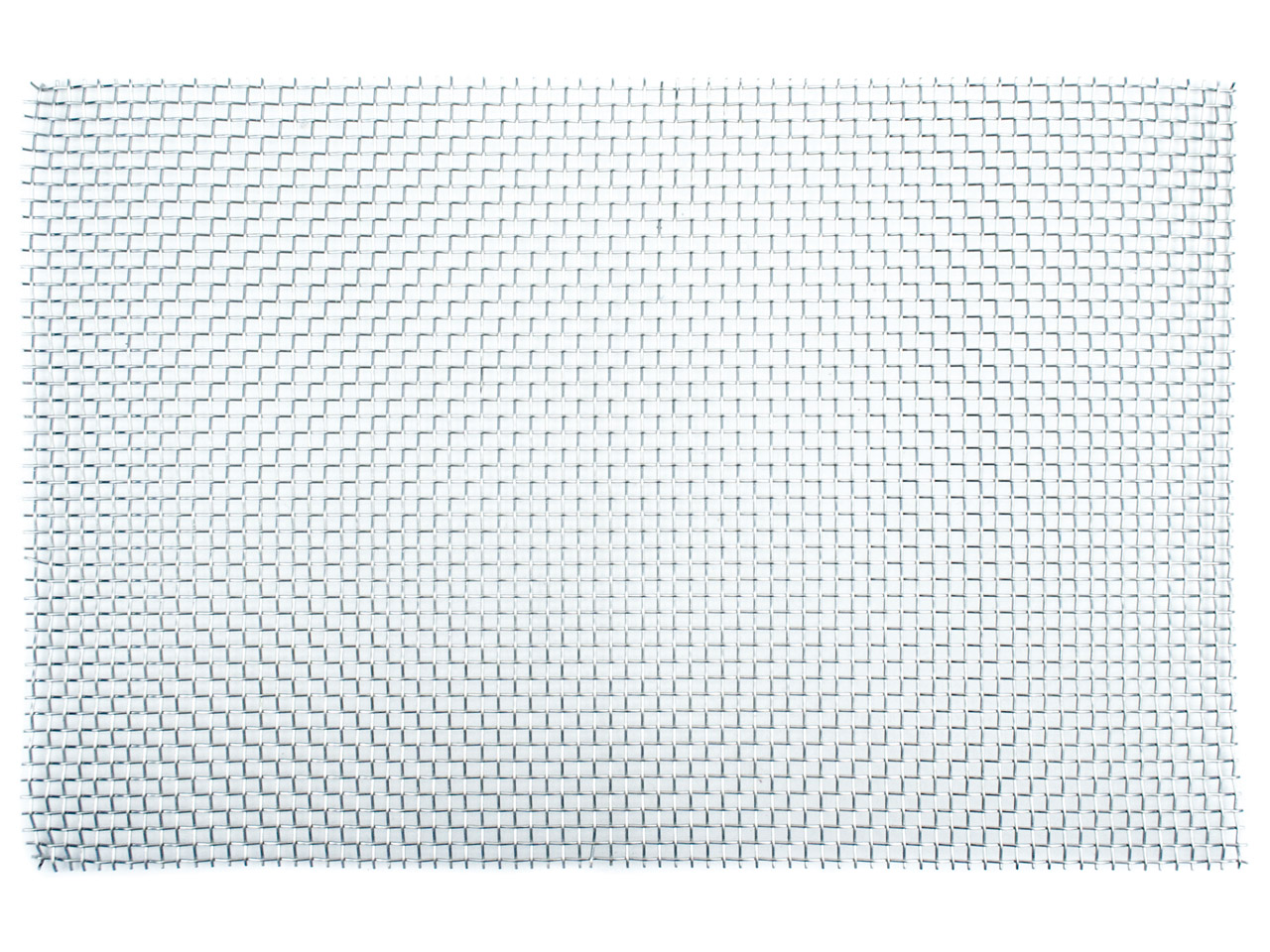 Stainless Steel Mesh Sheet Standard Mesh 190x300mm