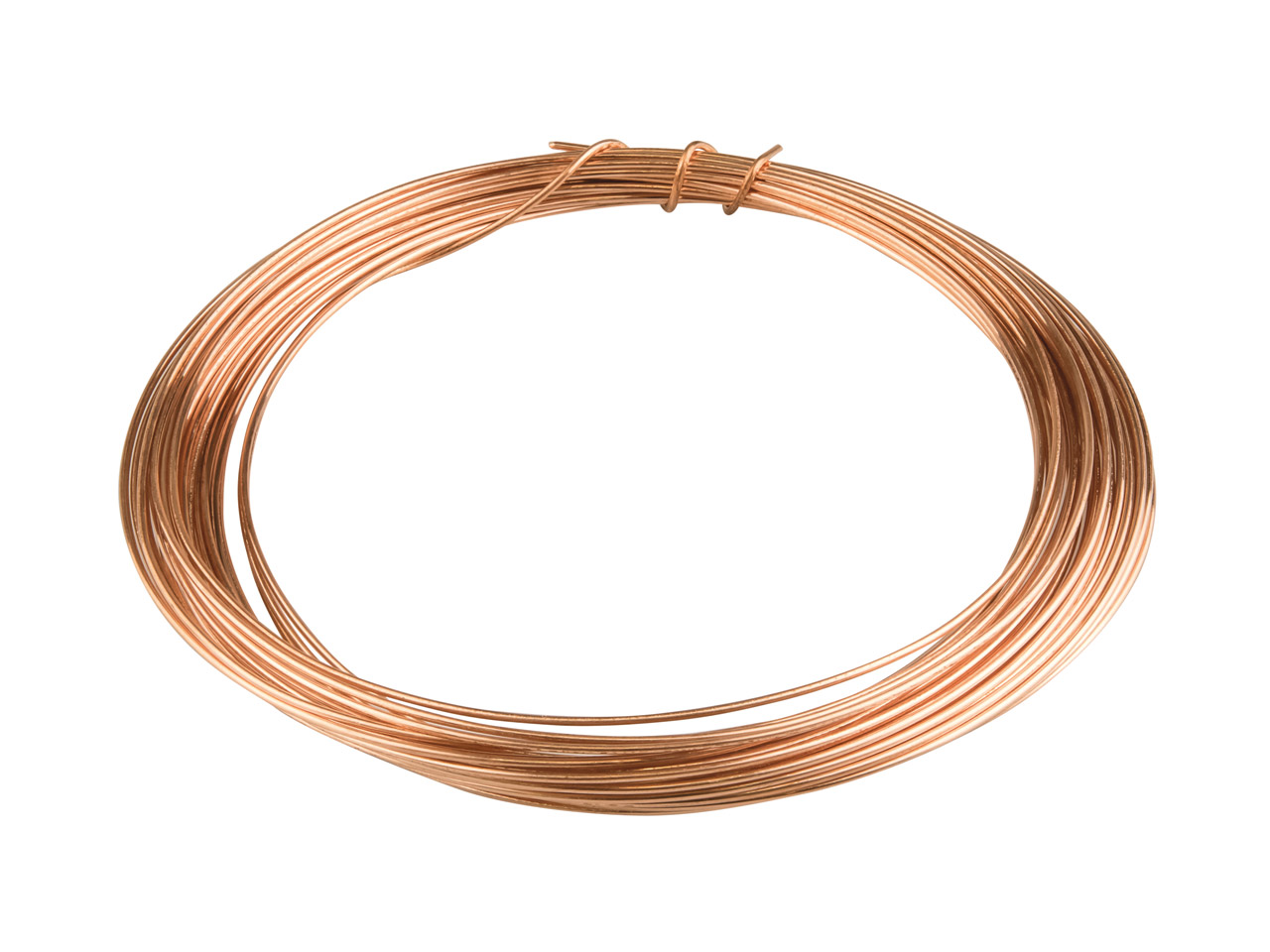 Copper Round Wire 0.5mm X 7.5m     Fully Annealed