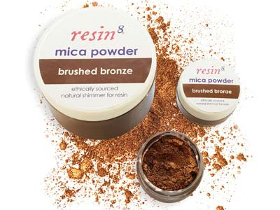 Mica Powder For Resin Casting     Bronze 5g