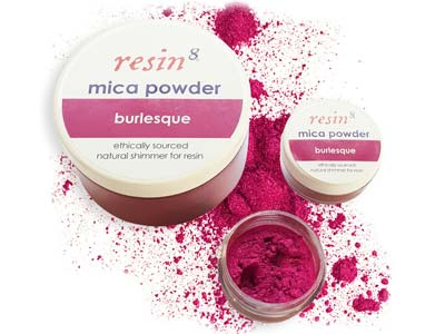 Mica Powder For Resin Casting,     Purple, 5g