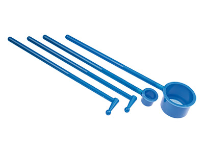 Enamel Sifting Kit With Mesh And   Line Sifters
