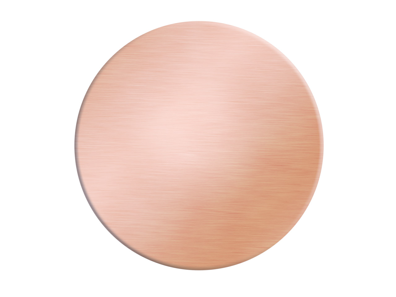 Copper Blank Round Pack of 1,      82.5mm X 0.9mm
