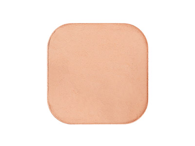 NEW  Copper Blank Rounded Square